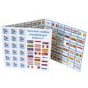 Poznáš vlajky Európskych štátov? - pexeso